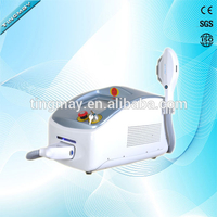 Professional ipl rf e-light laser hair removal / ipl e light machine permanent hair removal machine
