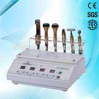 6D galvanic facial machine eye lifting skin care machine with CE approval for home use