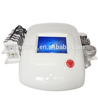 4 in 1 cavitation vacuum rf lipolaser Slimming machine lipo laser+multipolar rf+cavitation Slimming Machine