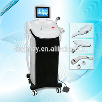 Hair Removal e-light ipl rf nd yag laser multifunction machine