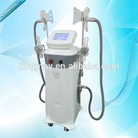 With 4 handles slimming machine cryolipolyse