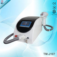 Hot selling Q switch yag laser 532nm 1064nm 1032nm tattoo removal machine