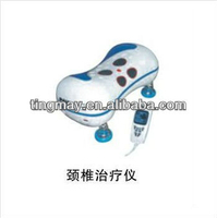 Neck pain relief far infrared equipment neck pain massage machine