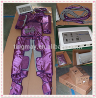 Factory manufacture far infrared pressotherapy slimming machine