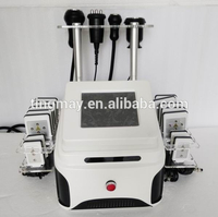 Hot new products for 2015 lipo laser cavitation RF vacuum slimming machine