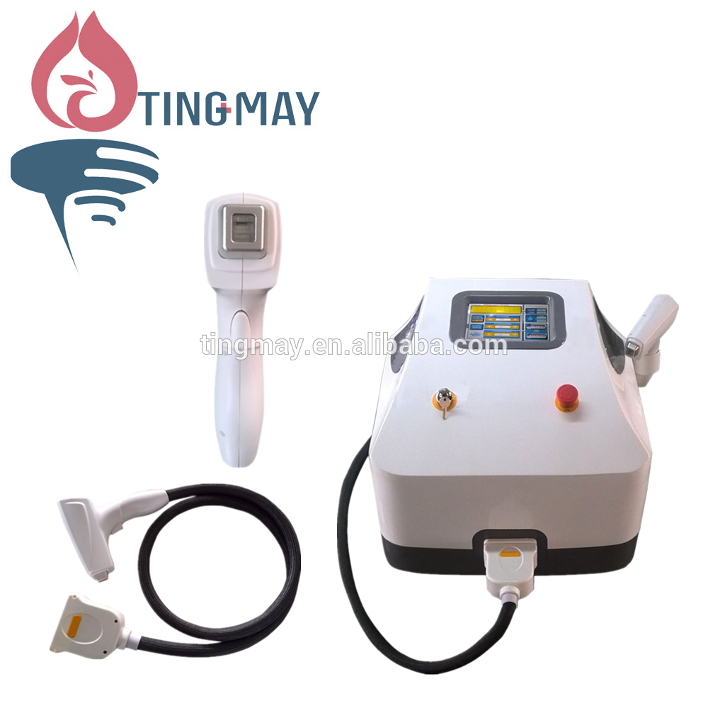 hair removal beauty equipment / laser diode 808 nm portable and professional laser hair removal machine