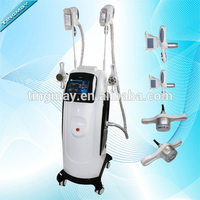 CE approved 5 treatment handles weight loss fat reduction cool fat freeze sculpting cryolipolysis machine price