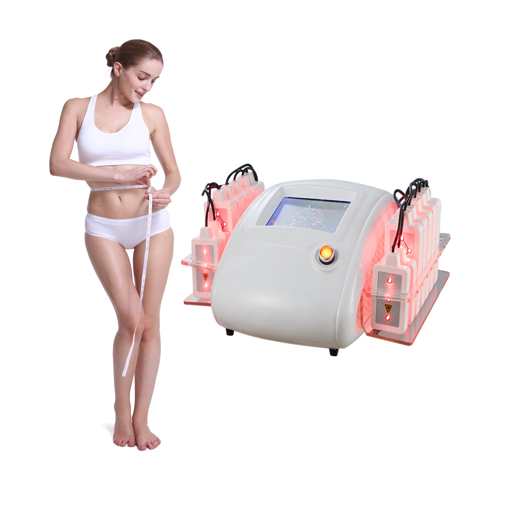 China 2019 good reviews home use lipolaser slimming machine factory price lipo laser