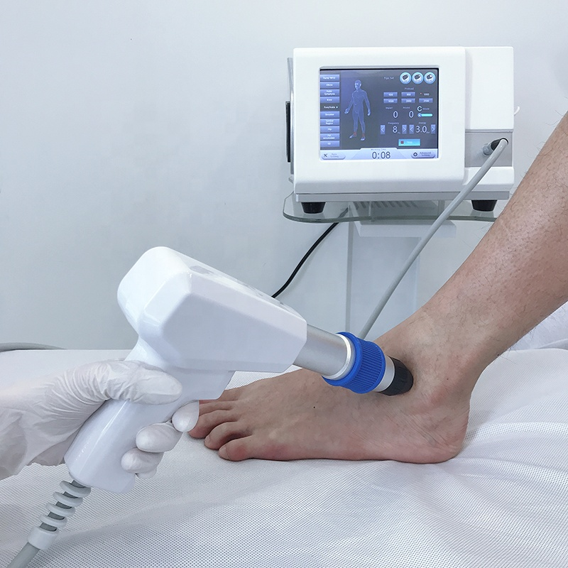 2019 New Product Home Use Focused Air Shockwave Therapy Shock Wave Machine