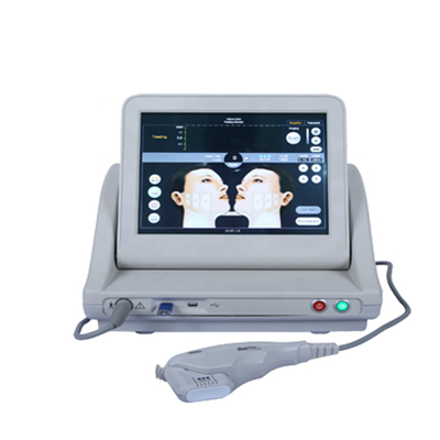 Skin Tightening Feature and Ultrasonic Operation System HIFU machine