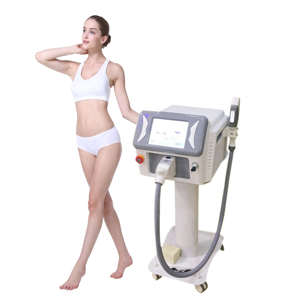 2019 Professional super hair removal IPL SHR OPT hair removal machine