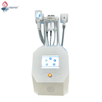 Factory Price RF Cavitation Machine Vacuum Roller Massage Body Slimming Lymphatic Drainage Device TM-926